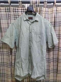 Kemeja jeans cotton Hammer size XL #maunintendo
