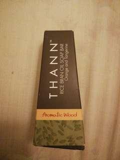Thann Rice Bran Oil Soap Bar