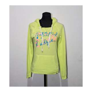 American Eagle Neon Green Jacket for 250 only!