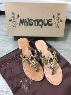 Mystique全新真品女鞋--情人節最佳禮物