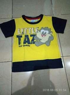 Kaos anak Looney Tunes