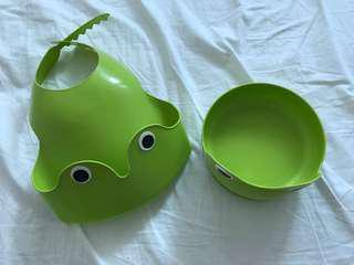 IKEA 飯巾及碗