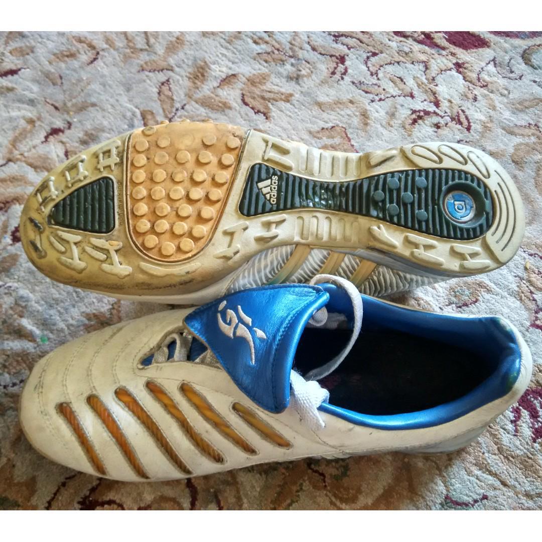 [price drop] Adidas David Beckham 'Fingerprint' Predator a3 Pulse 2