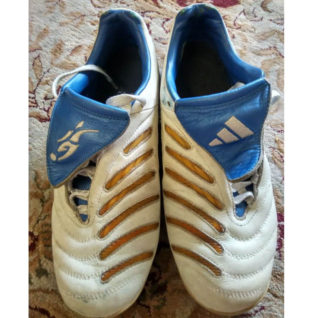 best service a9fc1 01bac ... get adidas david beckham fingerprint predator a3 pulse 2 sports  athletic sports clothing on carousell c696b