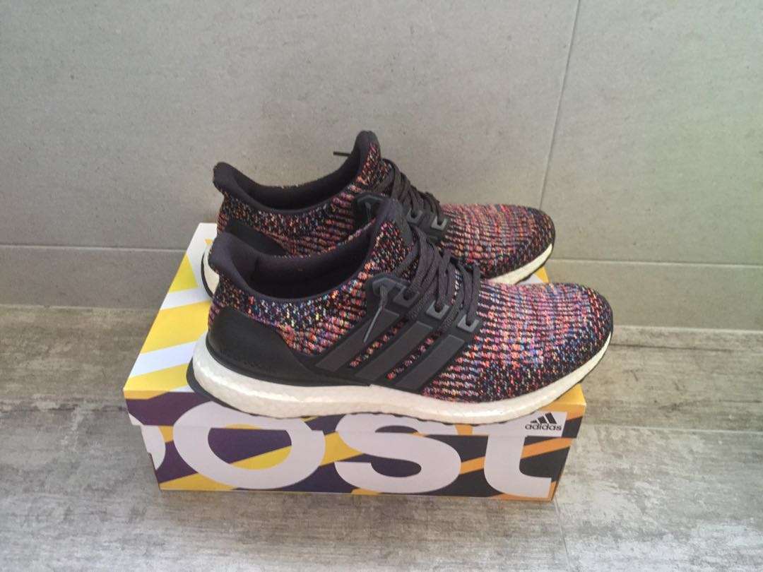 6d1639d69 Adidas Ultra Boost 3.0 Multicolour