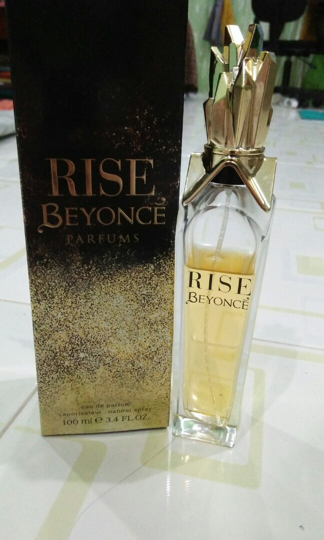 Beyonce Rise Perfume Health Beauty Perfumes Nail Care Others