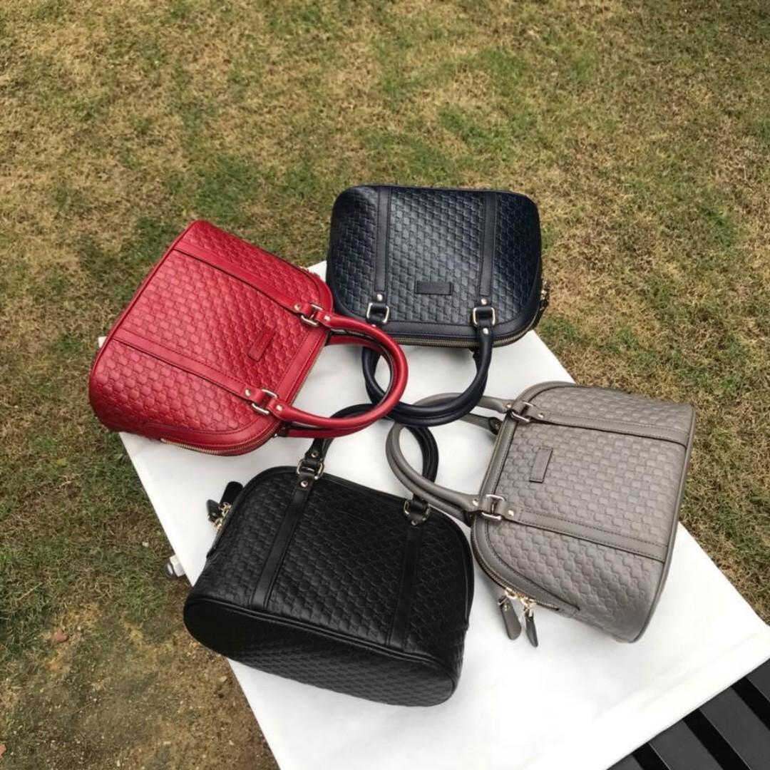 dc00aabe6f9a Gucci Micro Guccissima Small Dome Leather 449654
