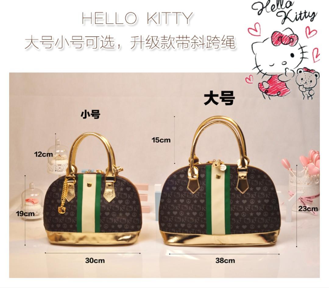 dec80f2ac Hello Kitty Handbag small or big size, Bulletin Board, Preorders on ...