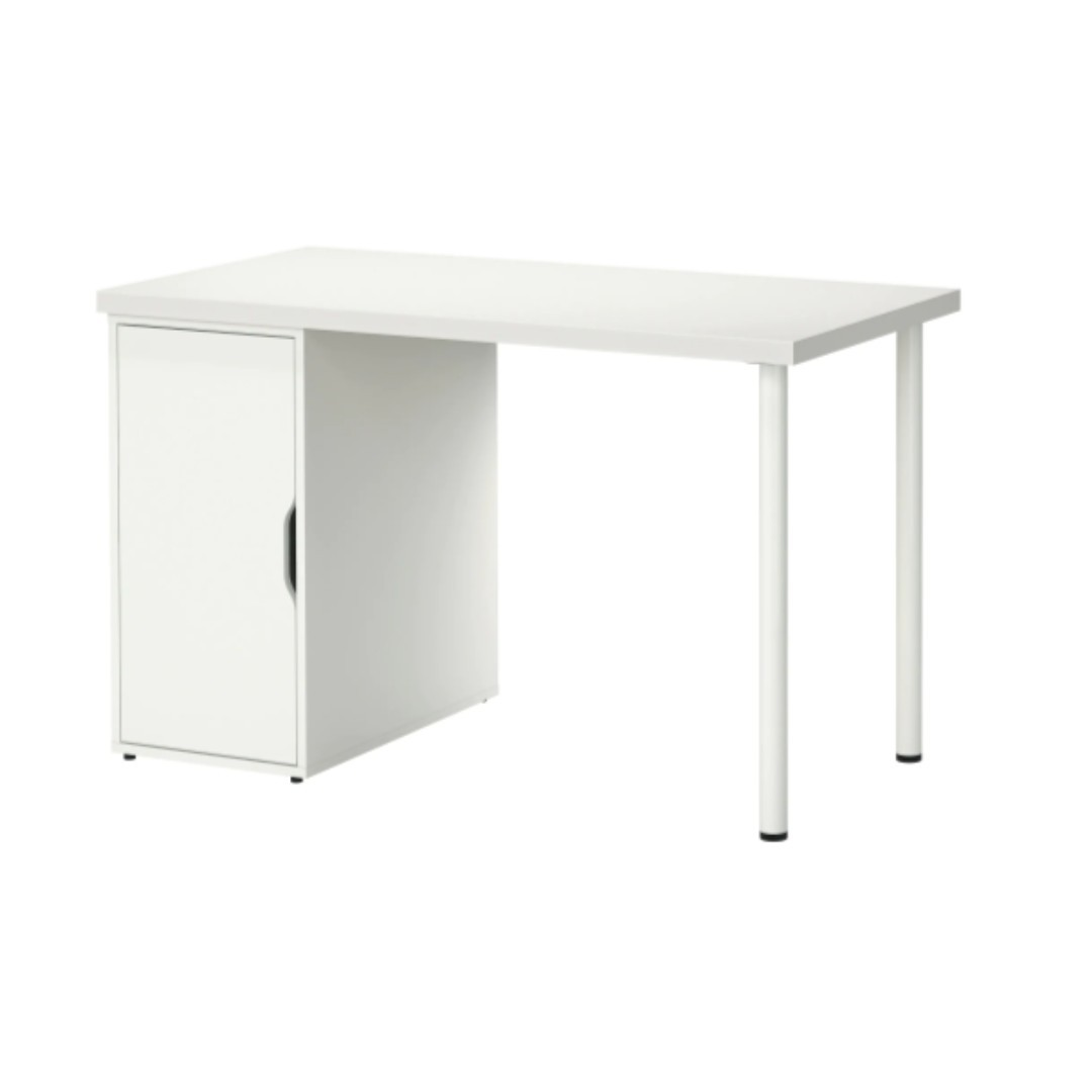Ikea Linnmon Alex Desk With Drawer Add On Furniture Tables