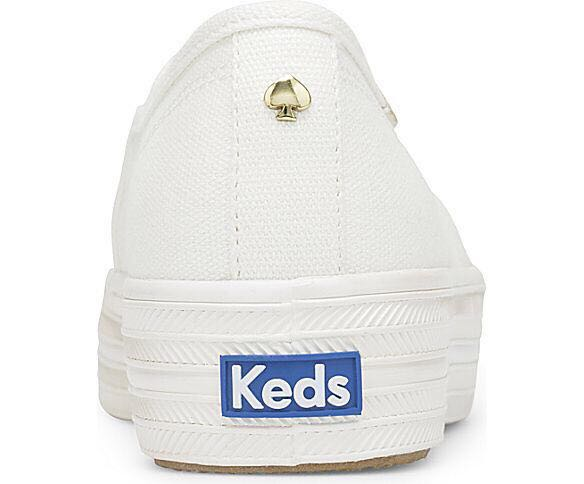 b77d11422c73 KEDS x Kate Spade New York Triple Decker Pearl Foxing