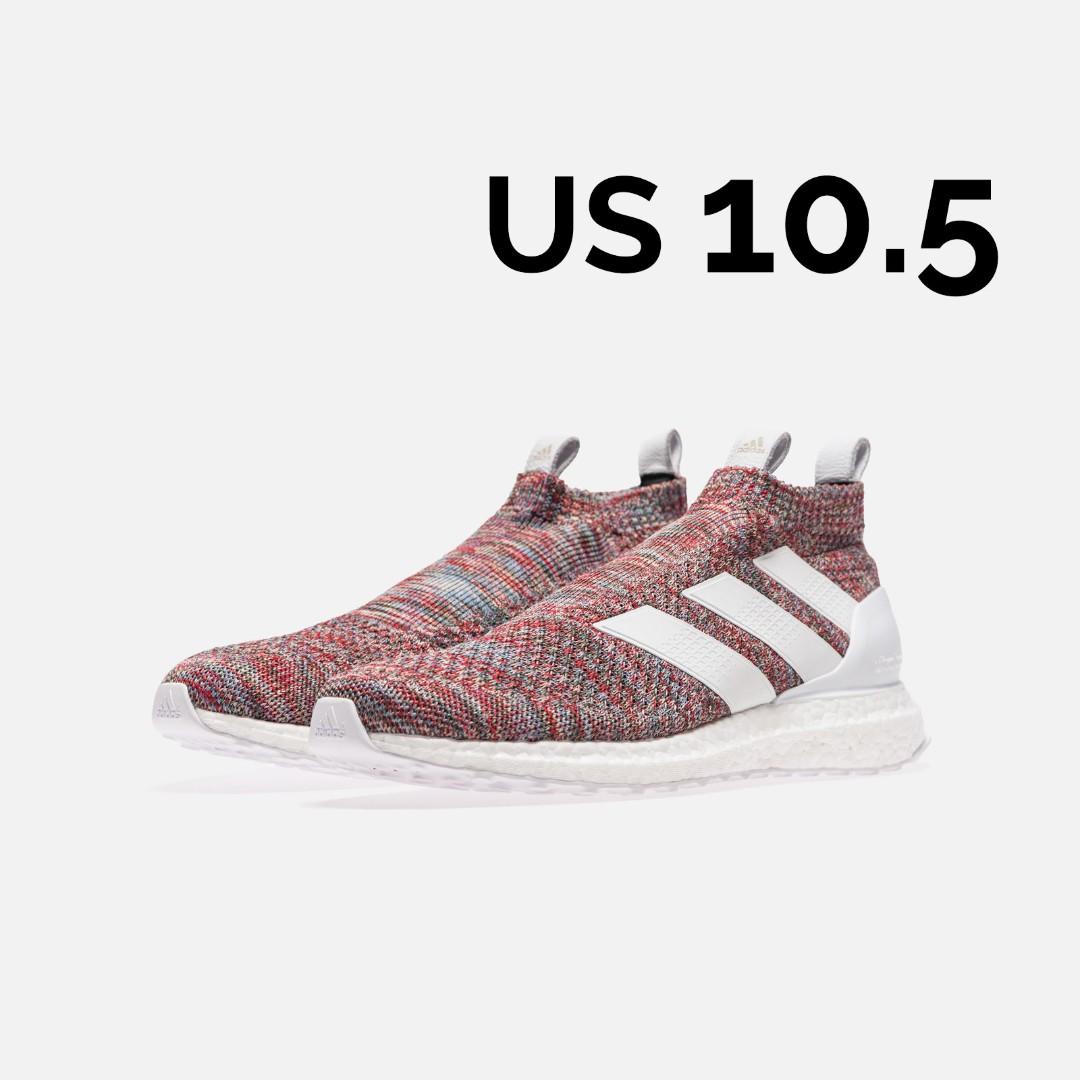 fdc8eb39f83 Kith x Adidas Soccer Ace 16+ Purecontrol Ultraboost - US 10.5
