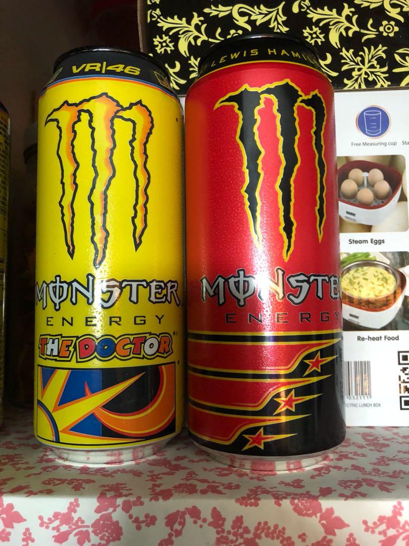 Lewis Hamilton Mercedes AMG F1 Petronas Valentino Rossi Monster Energy Drink