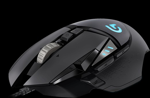 74cbd52be7a Logitech G502 Proteus Spectrum RGB Tunable Gaming Mouse 910-004615 ...