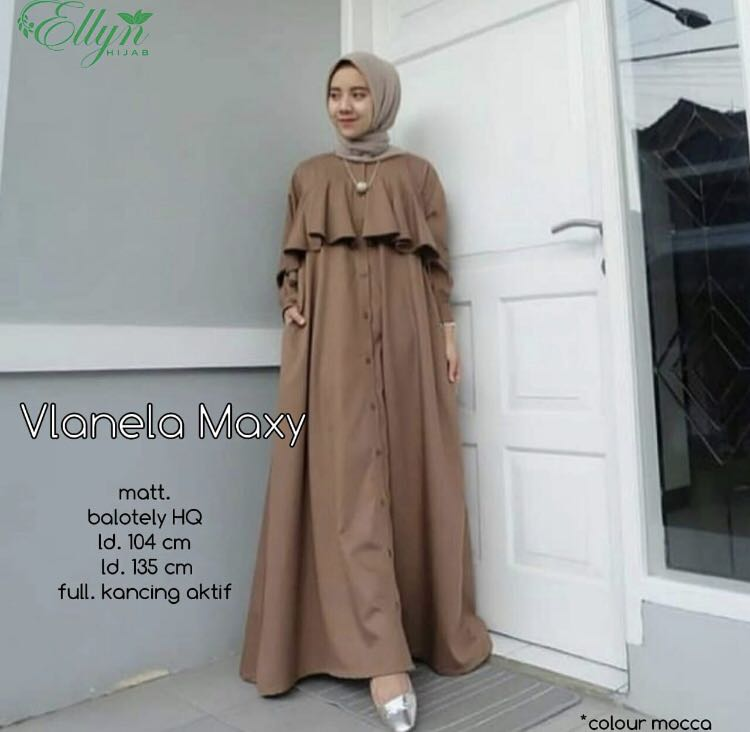 a9927b9f43971f Long muslimah dress, Women's Fashion, Muslimah Fashion on Carousell