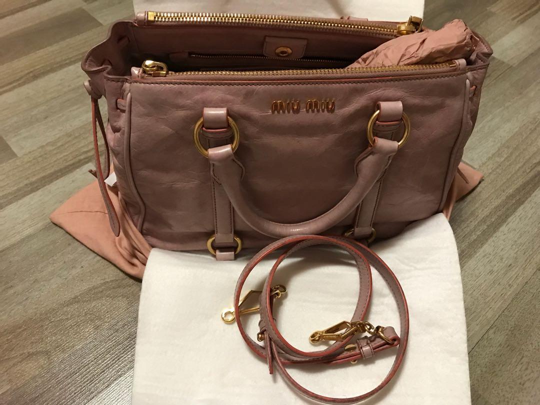 3a05c99c6531 Miu miu sling bag