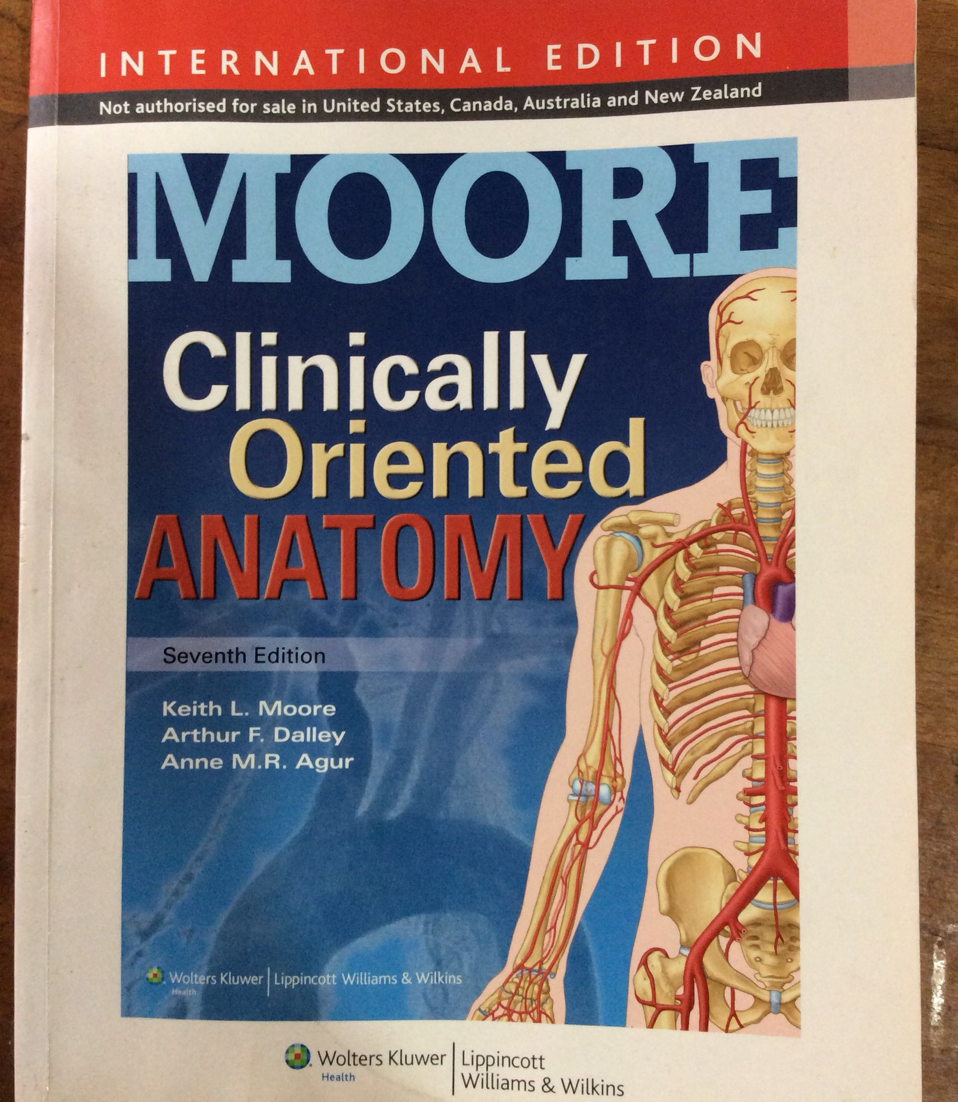 Moore Clinically Oriented Anatomy, Textbooks on Carousell