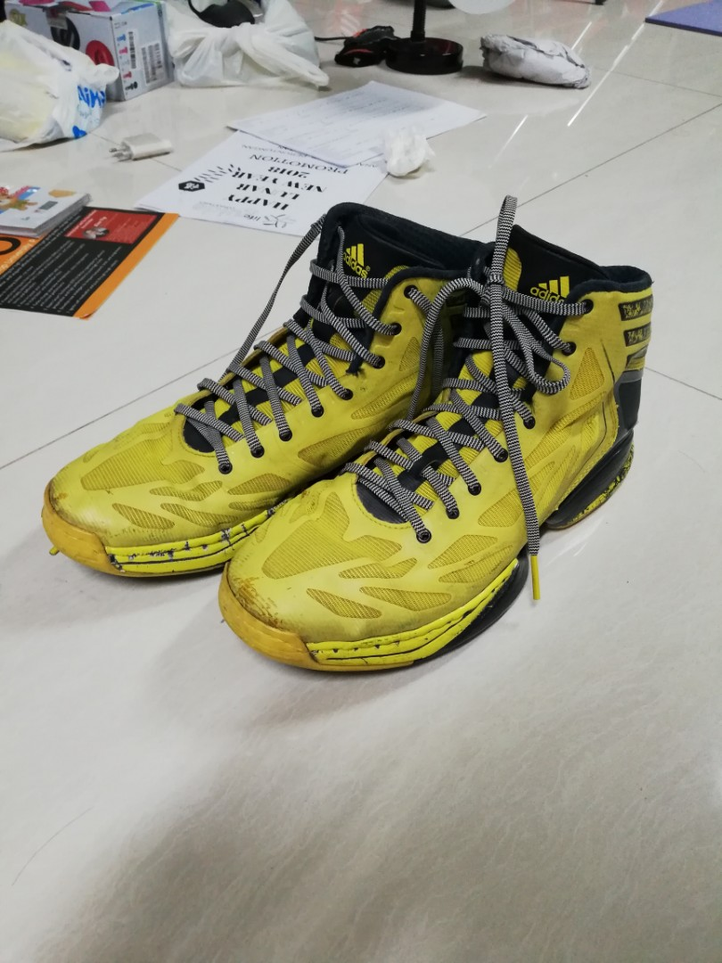 Murah Sepatu Basket Adidas Crazy Quick Ori 44 2 3 siap tempur Rare ... 4e7ef82903
