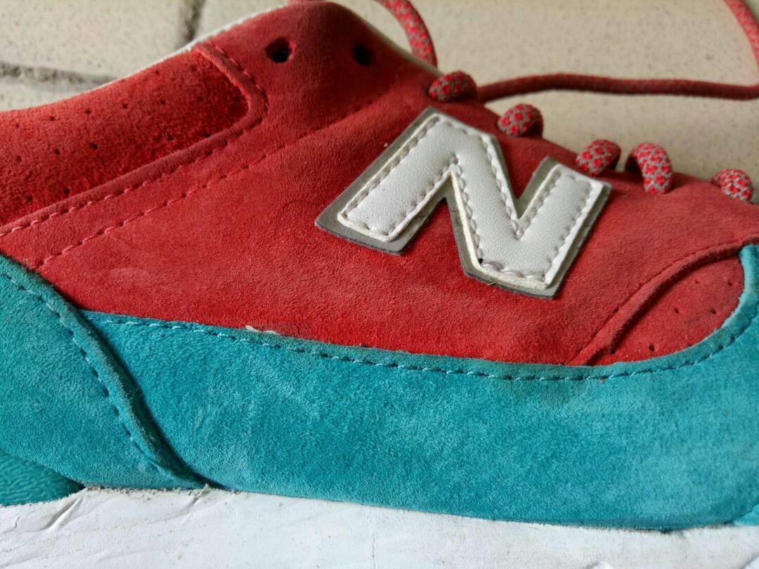 New Balance 496 x Concept #maunintendo