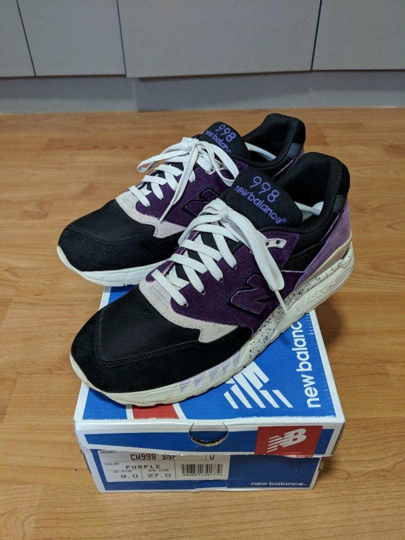 044483a8e8 New Balance x Sneaker Freaker Tassie Devil OG, Men's Fashion ...
