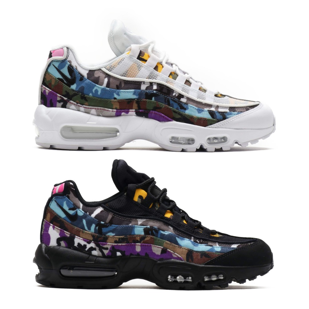 promo code 3db77 53c73 Nike Air Max 95 ERDL Party