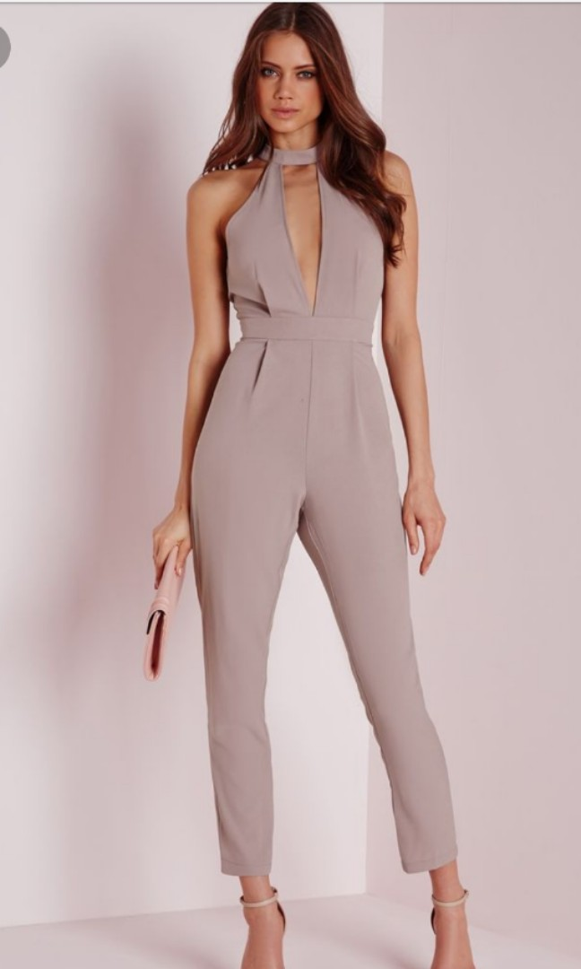 ad2c70c91e8c Nude jumpsuit for tall