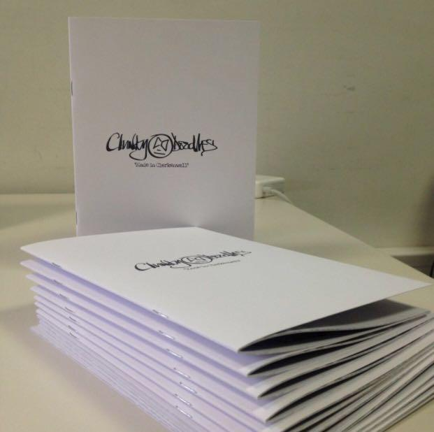 Printing of A4 Booklet (8pages)