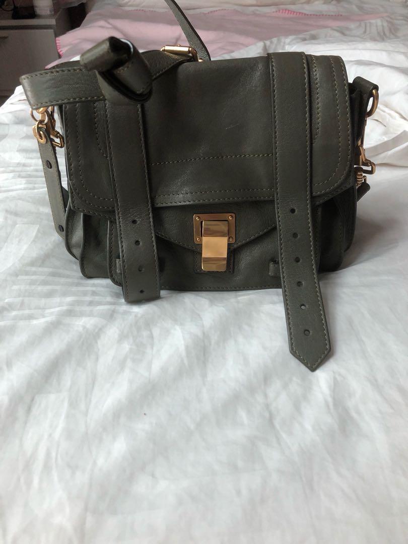 Proenza Schouler Bag Ps Luxury Bags Wallets