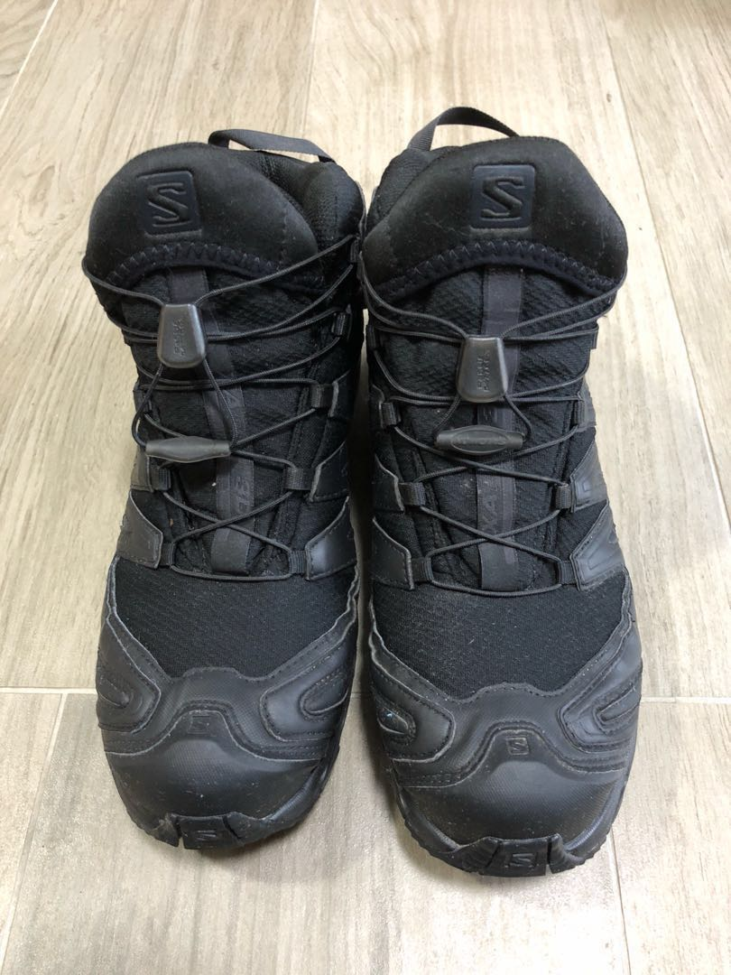 92ffa288cb64 Salomon Forces XA Pro 3D mid boots US 9.5 (near new condition ...