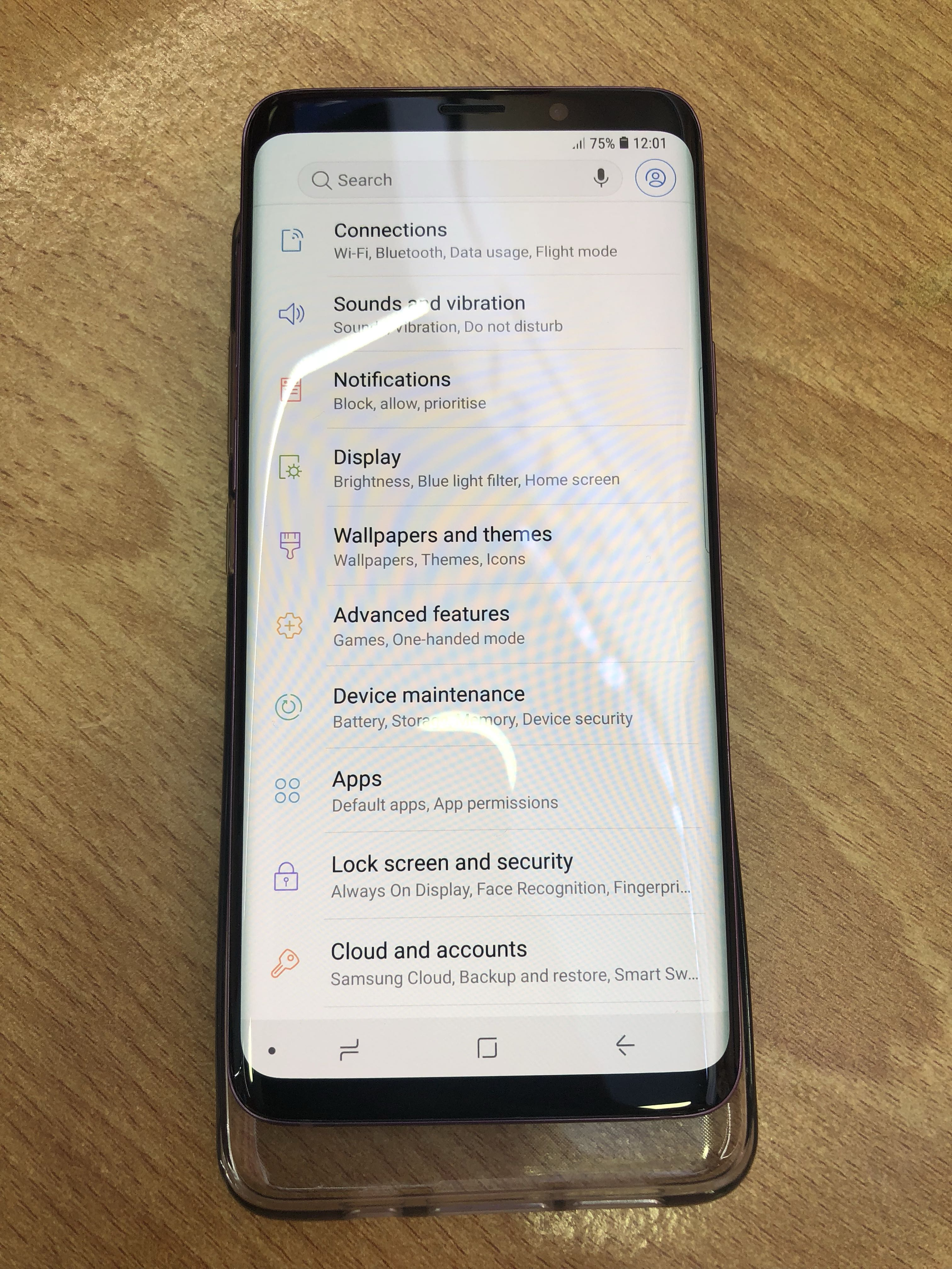 Samsung s9 plus 256gb, Mobile Phones & Tablets, Android