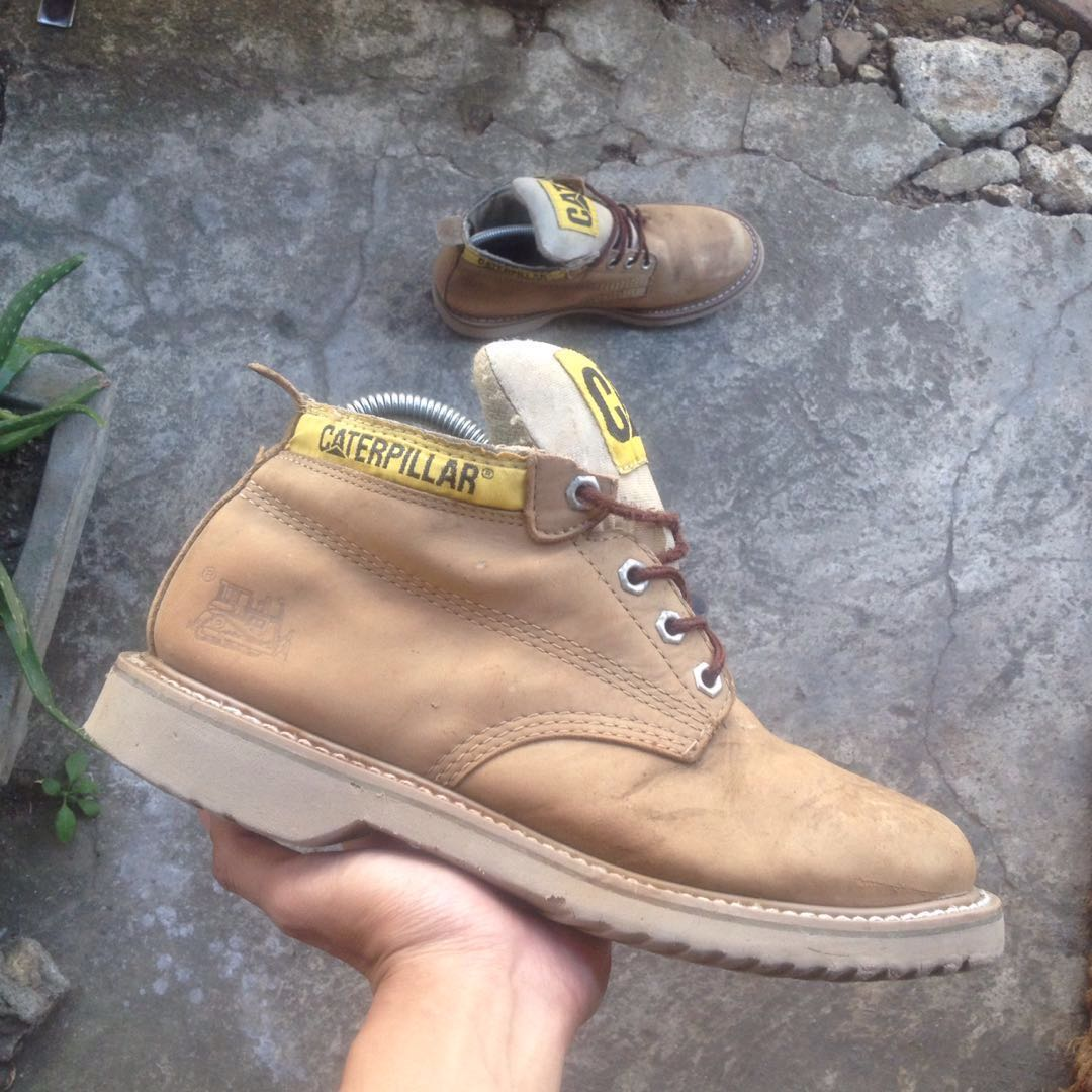 Sepatu Boot Caterpillar Original d10c3096b7