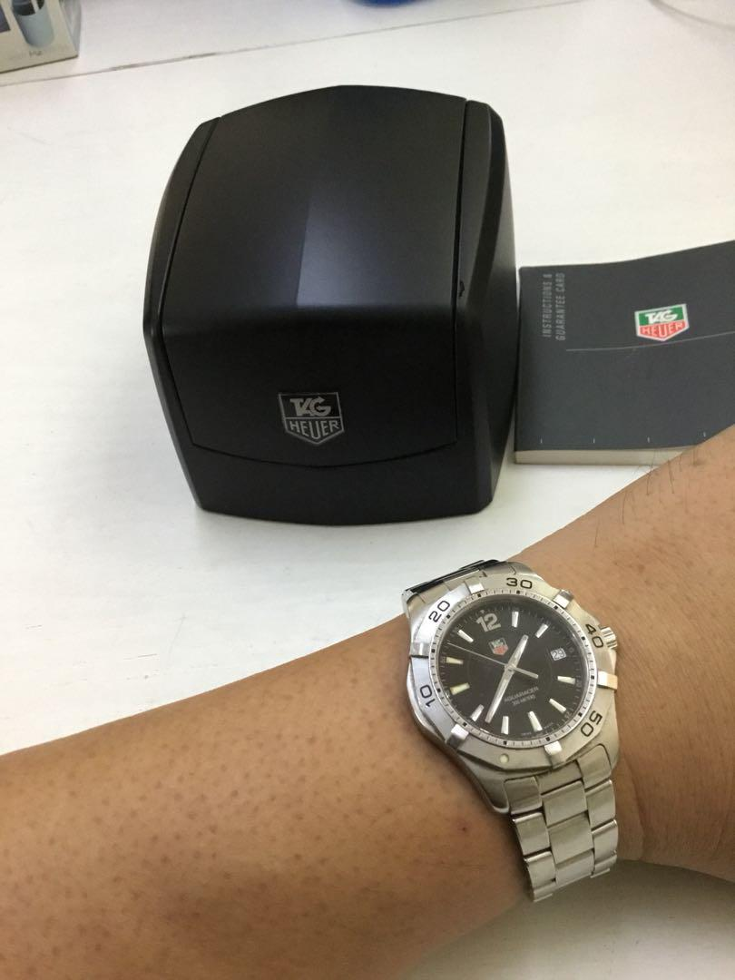 Tag heuer service centre
