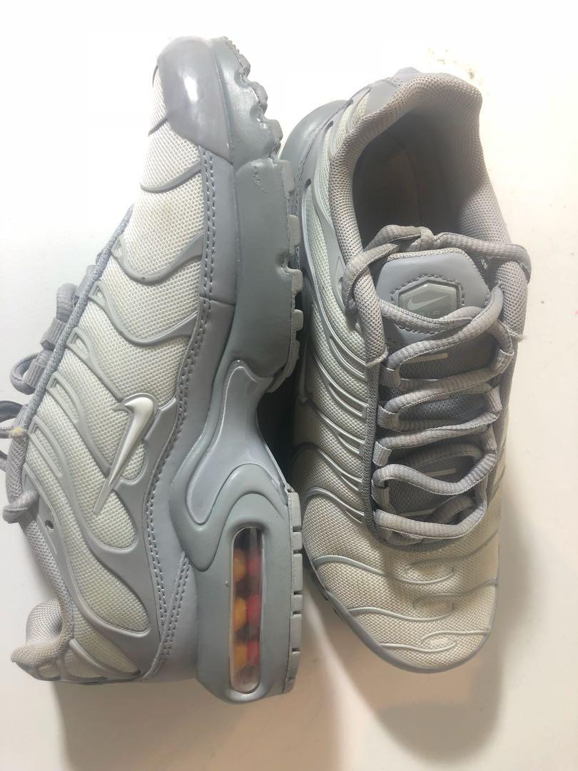 best sneakers 8c10c a5c4a Tns grey nike, Women's Fashion, Shoes on Carousell