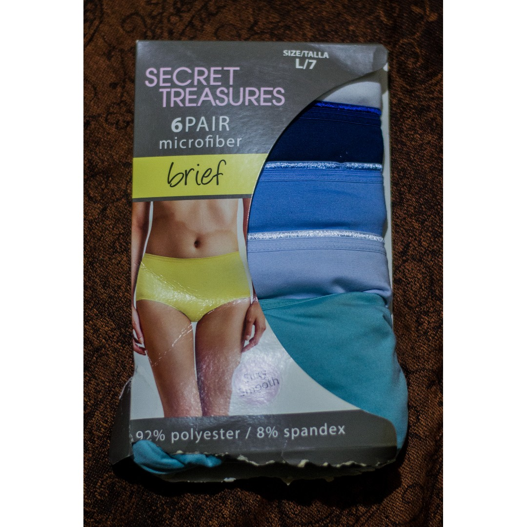 7ceebe4626a0 underwear packs #3 [microfiber] (price is for each pack, negotiable ...
