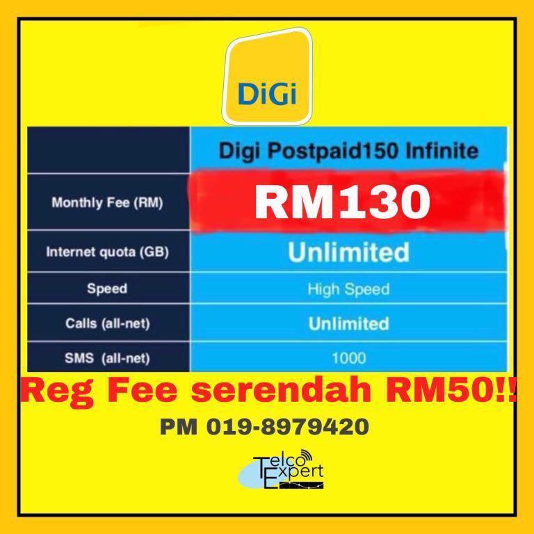 Unlimited Internet DIGI