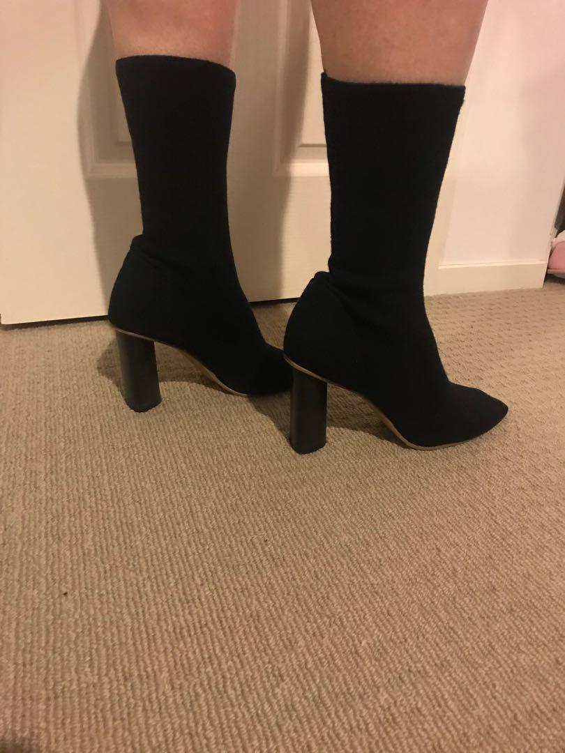 Yezzy Sock Boots