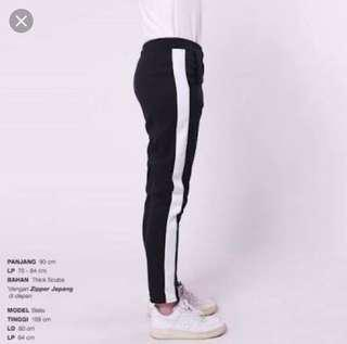 Stripe Pants List