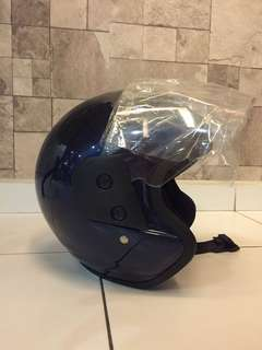 Swan Motorcycle Helmet