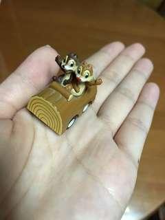 Chip n dale 木頭 車仔