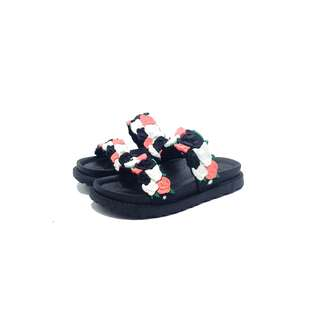 Splendour Jelly Roses Sandals