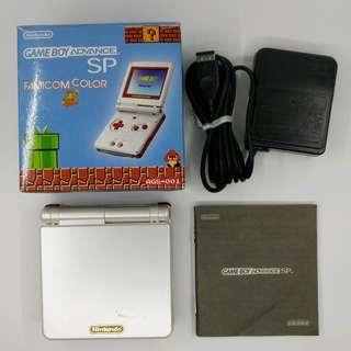 GBASP 主機 Famicon Version 紅白機