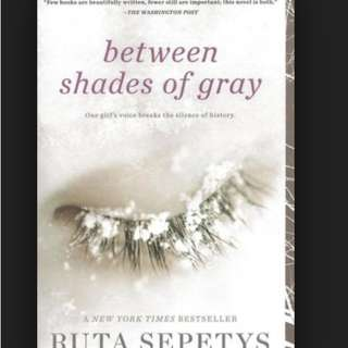(ebook) Between Shades of Gray by Ruta Sepetys