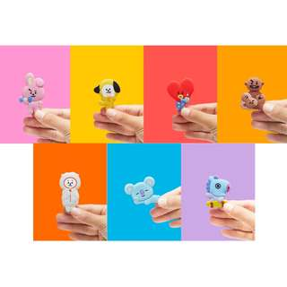 【Korea Buying Service】BTS Line Friends x BT21 Character Magnet