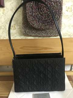 Authentic Dior vintage bag,80%new,conditions as pic,size,28*20*7cm,handle is 70cm