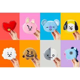 【Korea Buying Service】BTS Line Friends x BT21 Coin Purse