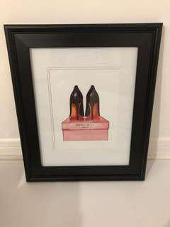 JIMMY CHOO Art - Retail: $140
