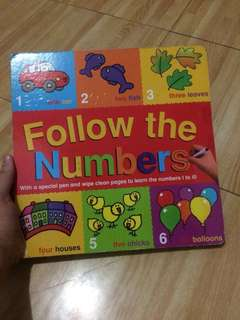 Toddler's Activity book
