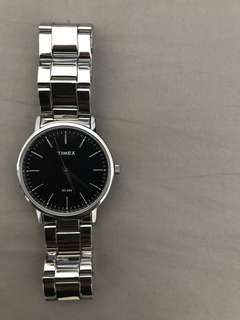 Timex Stainless Steel Watch