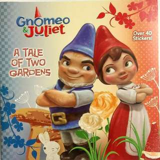 Gnomeo & Juliet: A Tale of Two Gardens