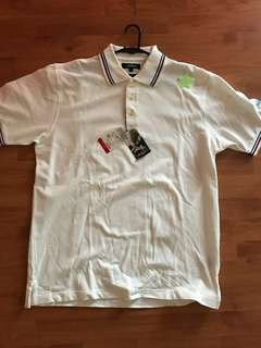 ❗️PRICE REDUCTION ❗️New with tag ~ white shirt Jack Nicklaus