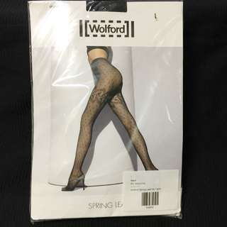 Spring Leaf Tights from Wolford